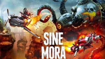 Sine Mora EX aparece clasificado para Switch