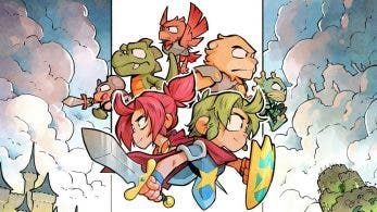 La nueva actualización de Wonder Boy: The Dragon's Trap incluye la posibilidad de capturar vídeo