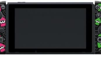 Keys Factory lanzará diversos accesorios de Splatoon 2 para Switch