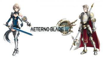 [Act.] El desarrollo de AeternoBlade II se traslada de Nintendo 3DS a Nintendo Switch, primeras capturas