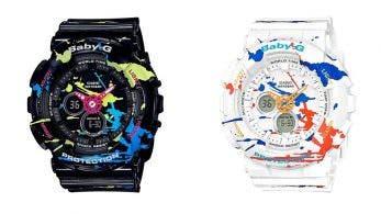 Casio presenta dos relojes basados en Splatoon
