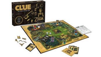 El Cluedo de The Legend of Zelda ya es una realidad