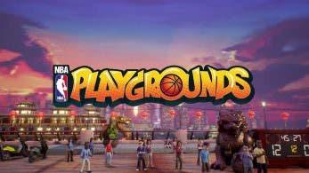 Nuevas imágenes de NBA Playgrounds