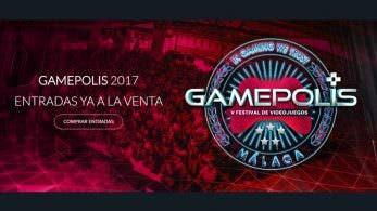 Las entradas para la 5ª edición del festival Gamepolis ya están a la venta