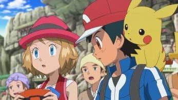La serie Pokémon XYZ ya está disponible en español en TV Pokémon