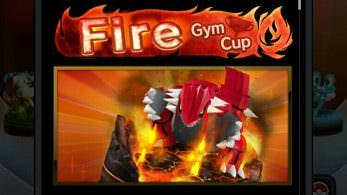[Act.] La Fire Gym Cup arranca en Pokémon Duel