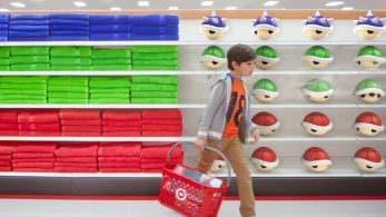 Echa un vistazo a este nuevo comercial de Mario Kart 8 Deluxe promocionado por Target