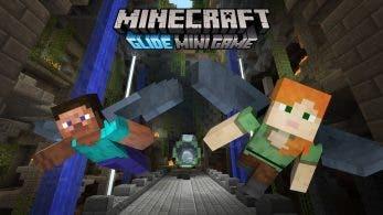 El Glide Beast Track Pack y el parche 21 llegan hoy a Minecraft: Wii U Edition