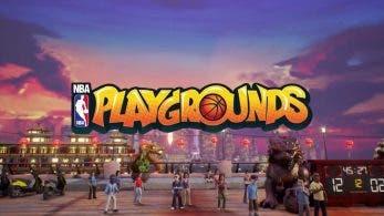 Nueva actualización de NBA Playgrounds añadirá concurso de triples, 33 nuevos jugadores y más