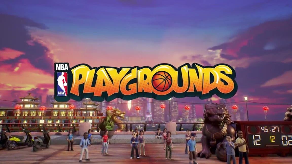 No hay fecha para la importante actualización de la versión para Switch de NBA Playgrounds