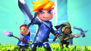 Portal Knights recibe la Adventurer's Update