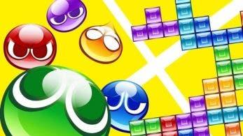 Puyo Puyo Tetris estará disponible por 25$ en la eShop americana de Switch hasta el 27 de septiembre