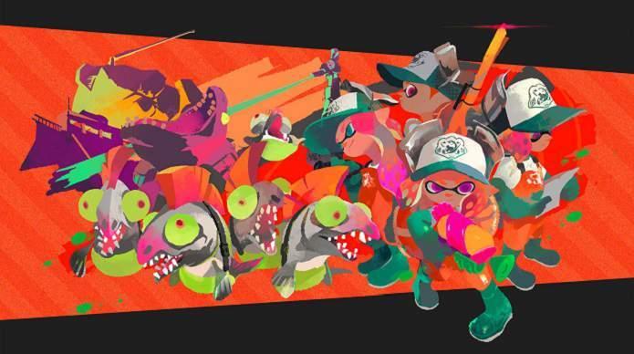 Gameplay: Así es el modo Salmon Run de Splatoon 2 con dificultad al 100%