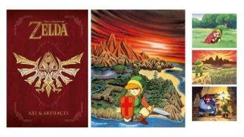 Norma Editorial se encargará de publicar The Legend of Zelda: Art & Artifacts en España