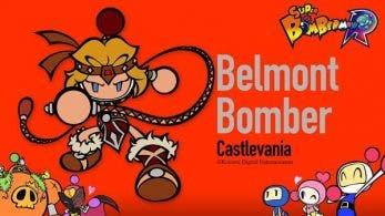 Super Bomberman R: Parche ya disponible, comparativa y colaboraciones con Gradius, Castlevania y Silent Hill