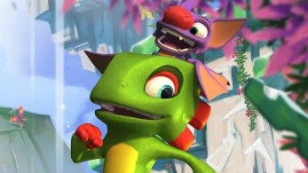 [Act.] Tráiler de lanzamiento de Yooka-Laylee: 64-Bit Tonic: ya disponible en Switch