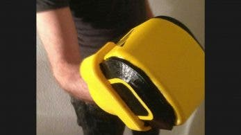 Este fan ha creado sus propios guantes de boxeo de ARMS… ¡con hueco para el Joy-Con y todo!
