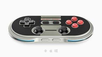 Los mandos 8Bitdo ahora pueden usarse en Switch