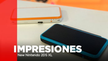 [Impresiones] New Nintendo 2DS XL