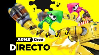 ¡Sigue aquí en directo y en español el ARMS Direct!