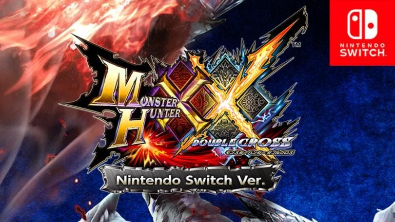 La versión de Switch de Monster Hunter XX recibe la actualización 1.2.0