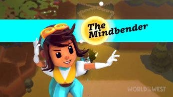 Miss Teri protagoniza el último tráiler de World to the West