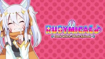 [Act.] Tráiler, tamaño de la descarga y gameplays de Dark Witch Music Episode: Rudymical para Nintendo Switch