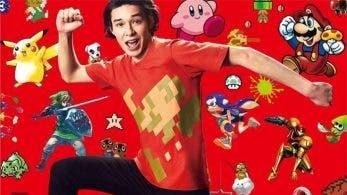 Ya están disponibles las camisetas Nintendo x UNIQLO