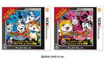 Yo-kai Watch 3 será relanzado en Japón el próximo 20 de julio