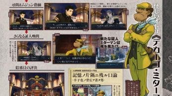 Nuevos detalles de The Great Ace Attorney 2 centrados en el segundo caso