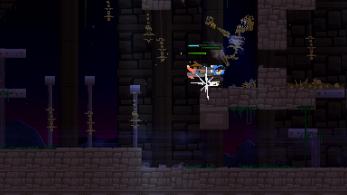 Echad un vistazo a este gameplay de BackSlash