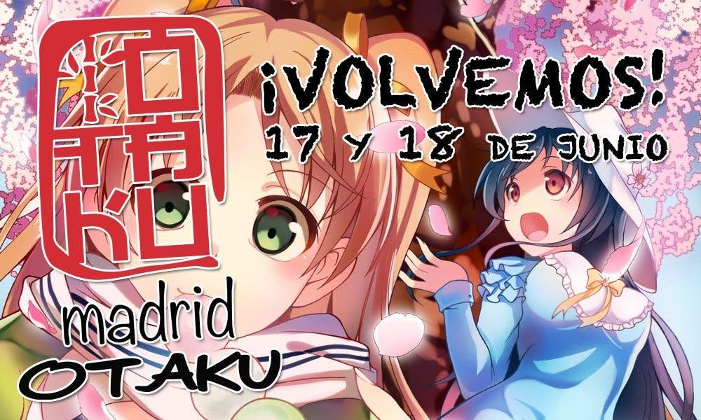 ¡No os perdáis el evento Madrid Otaku 2017!
