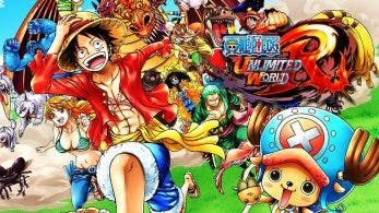 Echa un vistazo a este scan traducido y en calidad alta de One Piece: Unlimited World Red Deluxe Edition