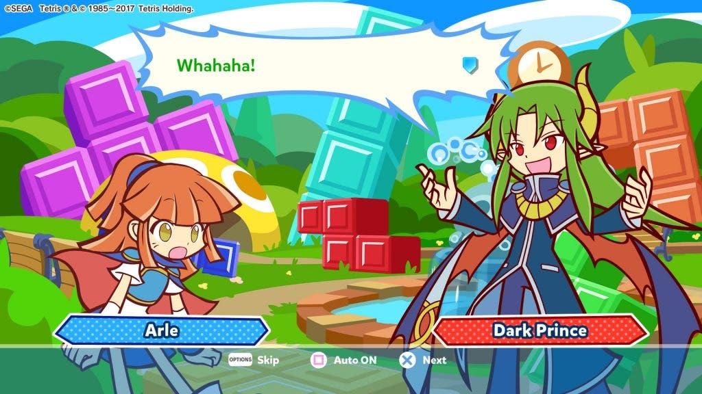 El narrador de Super Smash Bros. for Wii U y Nintendo 3DS también da voz en Puyo Puyo Tetris