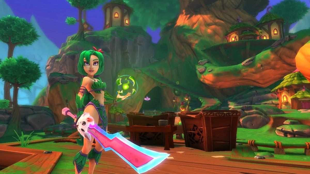 Los desarrolladores de Dungeon Defenders II van a dejar un tiempo para valorar una versión de Switch del juego