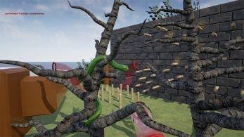 Los creadores de Snake Pass nos muestran algunas imágenes del proceso de desarrollo del juego