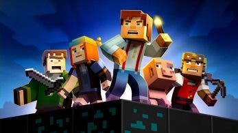 Varias tiendas listan Minecraft Story Mode: The Complete Adventure para Nintendo Switch para el 18 de julio