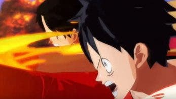 Tráiler de lanzamiento de One Piece: Unlimited World Red Deluxe Edition para Nintendo Switch