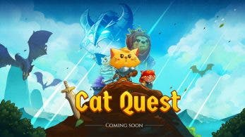 La actualización navideña de Cat Quest para Switch ya está disponible