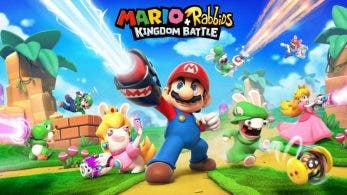 [Act.] Filtrado el primer arte de Mario + Rabbids Kingdom Battle