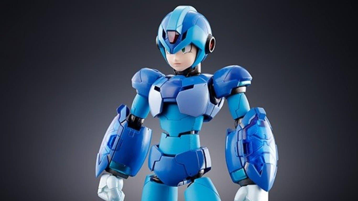 Primer vistazo a la figura de Super Rockman X de la colección Giga Armor Series