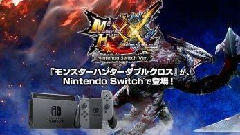 Capcom espera vender 300.000 – 500.000 unidades de Monster Hunter XX para Switch en Japón