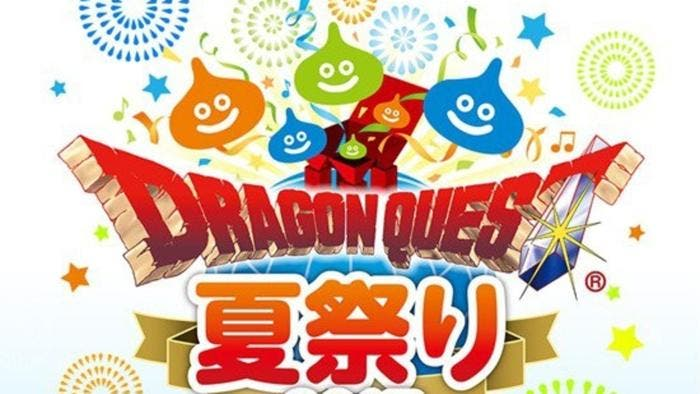 Square Enix celebrará el 30 aniversario de Dragon Quest con el Dragon Quest Summer Festival 2017