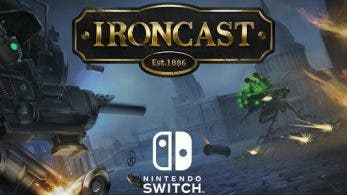 Ripstone Games traerá Ironcast a Switch