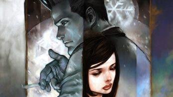 Detalles adicionales e ilustración de la portada de Jake Hunter: Ghost of the Dusk