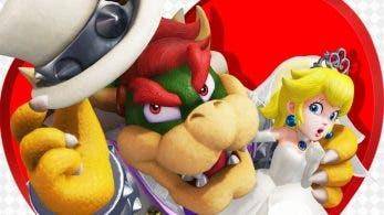 Conocemos detalles de la creación de los trajes nupciales de Mario, Peach y Bowser en Super Mario Odyssey