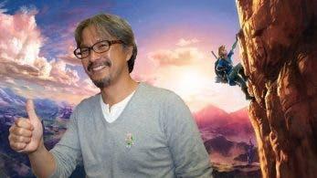 Aonuma comenta el glitch que permite volar mediante el módulo de magnetismo