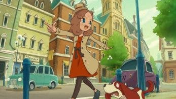 Nuevas imágenes de Layton's Mystery Journey: Katrielle and The Millionaires' Conspiracy