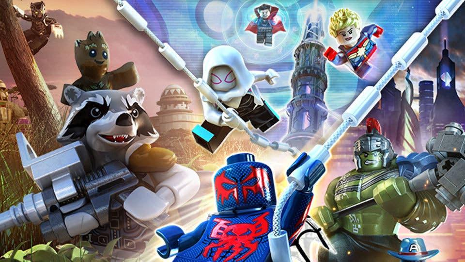 [Act.] LEGO Marvel Super Heroes 2 ya se puede precargar en la eShop americana de Switch, tamaño de la descarga