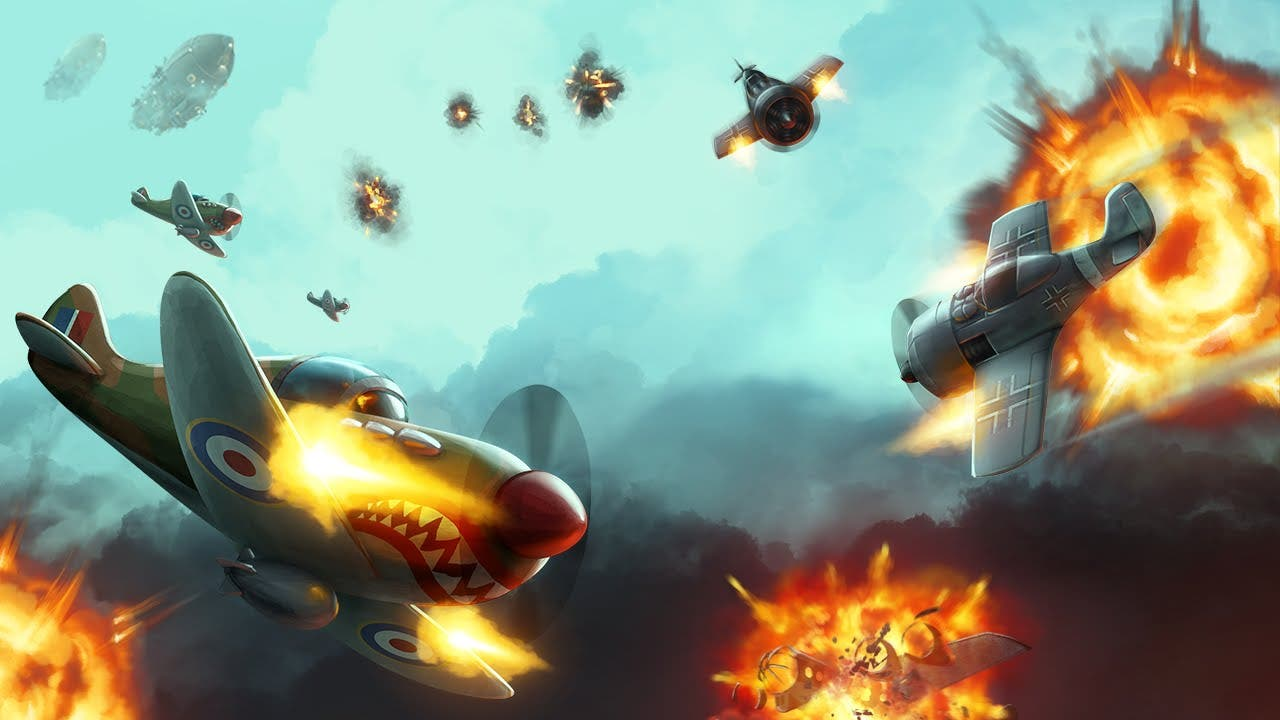 La eShop europea de Switch lista Aces of the Luftwaffe: Squadron para esta misma semana